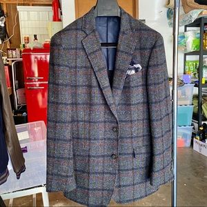 Brooks Brothers Regent 40R Tweed Sportcoat